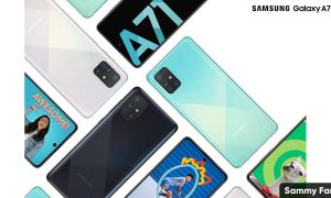 Samsung Galaxy A71 Update