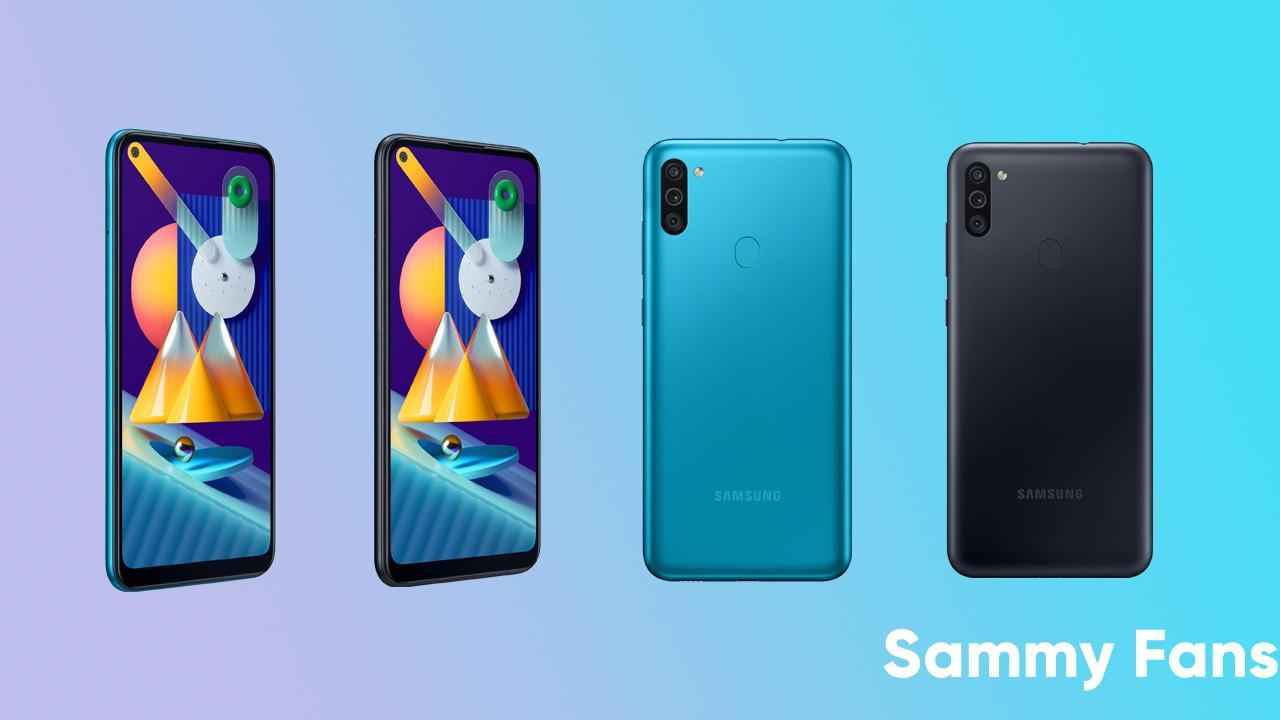 Samsung Galaxy M10/M11