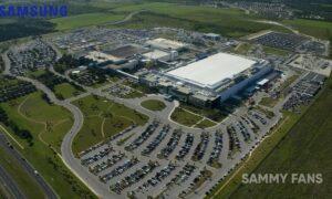 Samsung Chip Foundry