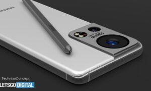 Samsung Galaxy S22 Ultra Leak