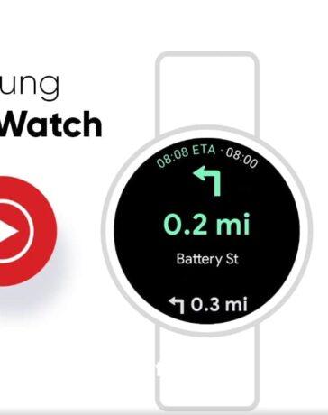 Samsung One UI Watch Wear OS 3