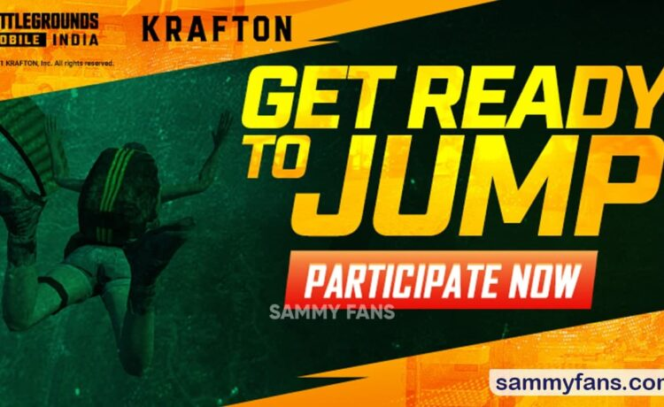 Battlegrounds Mobile India Get Ready to Jump'