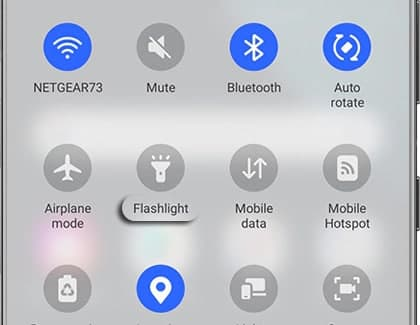 Samsung One UI 3.1 Tip for Quick Settings panel