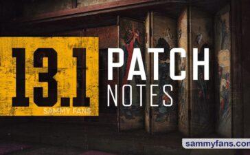 PUBG Season 13.1 Update