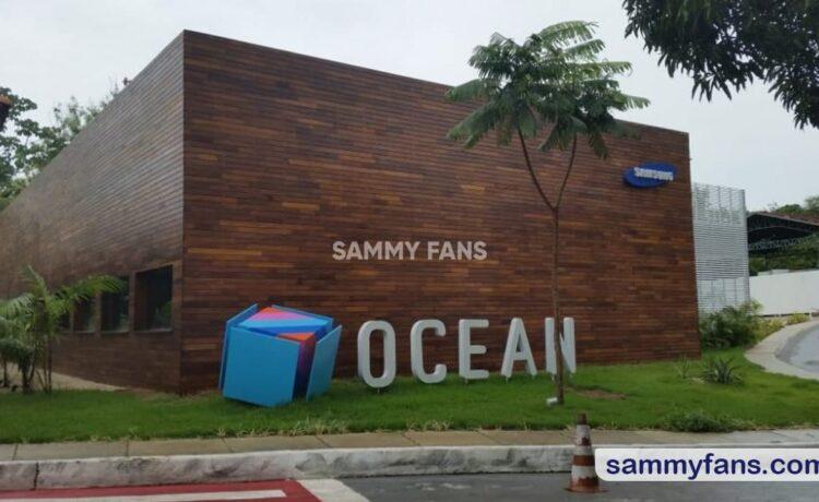 Samsung Ocean Online Courses