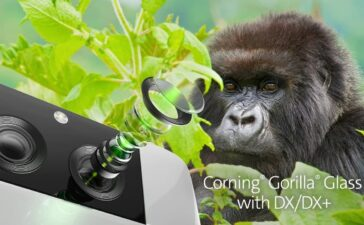 Corning Gorilla Glass DX DX+ Camera Lens Panel