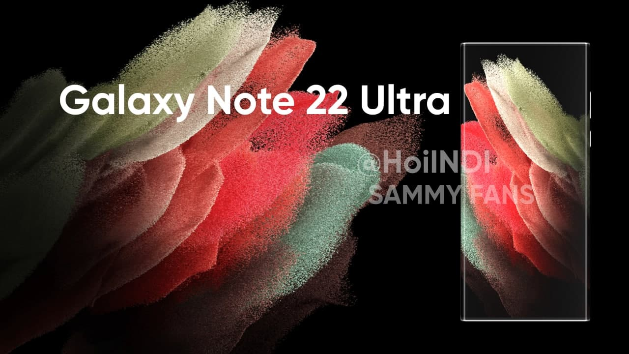 Samsung Galaxy Note 22 Ultra Featured Image (Concept)