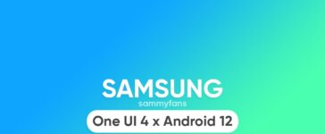 Samsung Android 12 One UI 4.0