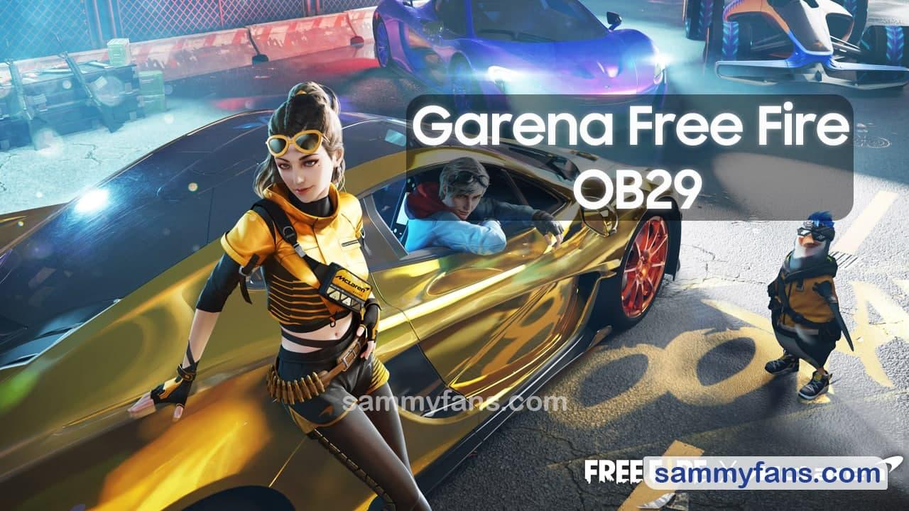 Garena Free Fire OB29 Update