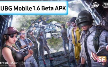 PUBG Mobile 1.6 Beta APK