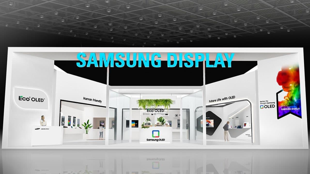 Samsung OLED Display