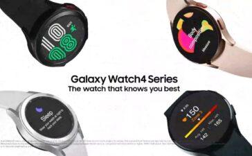 Galaxy Watch 4 Classic Marketing Material