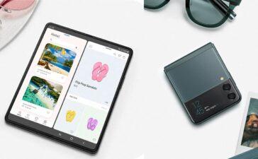 Samsung Galaxy Z Fold 3 Render