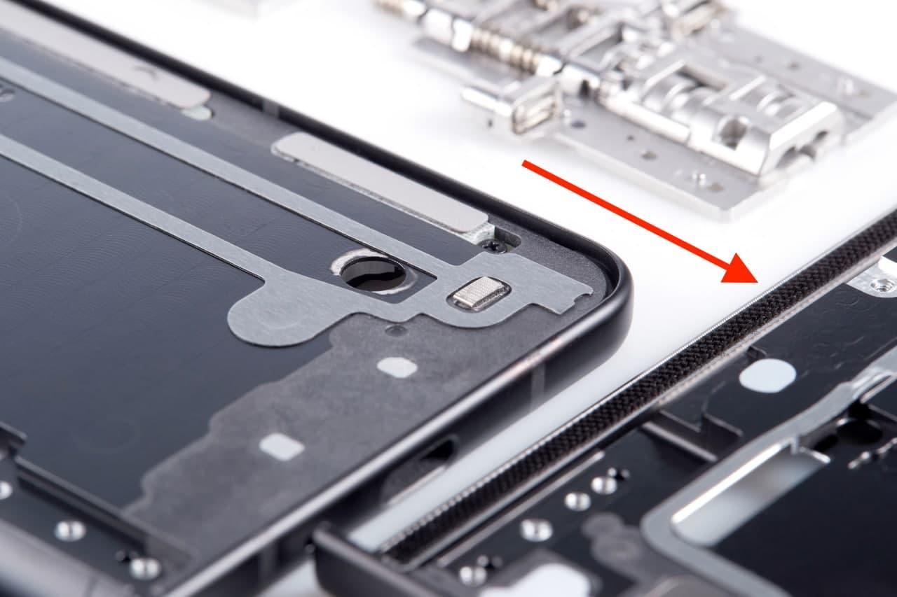 Samsung Galaxy Z Fold 3 Teardown