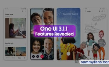 One UI 3.1.1 Features and Changes Revealed