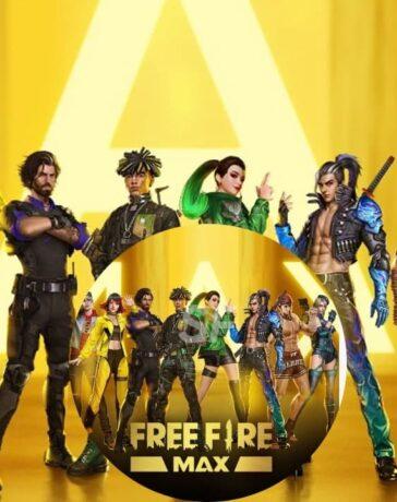 Download Garena Free Fire MAX