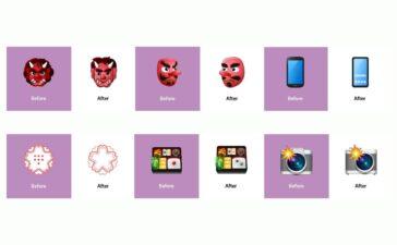 Samsung One UI 3.1.1 Emoji