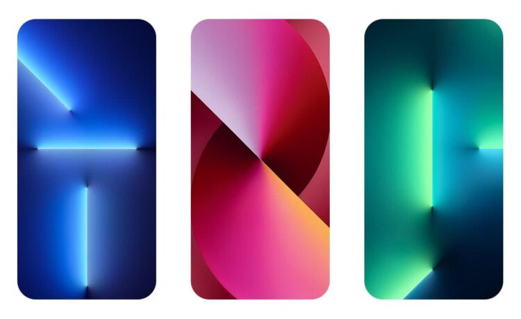 Apple iPhone 13 Wallpapers