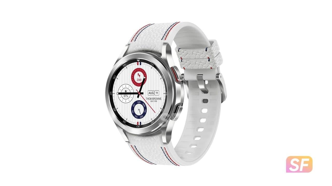 Samsung Galaxy Watch 4 Thom Browne