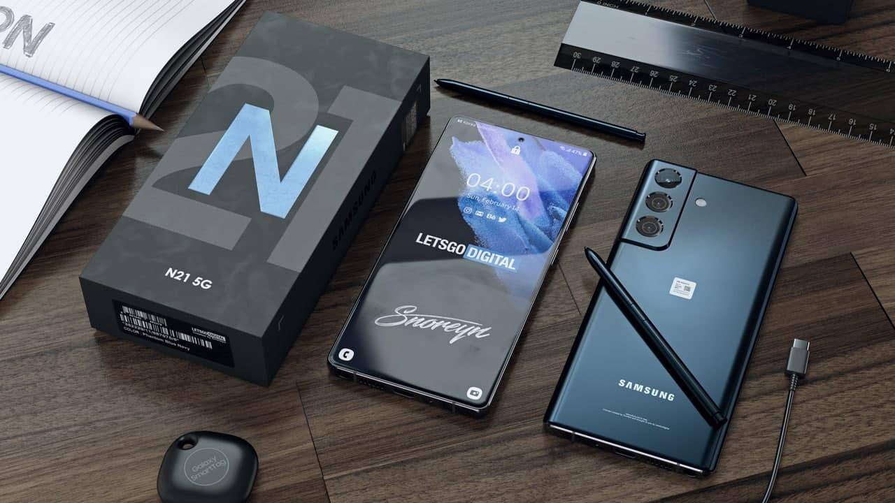Samsung Galaxy Note S Pen Removable Camera