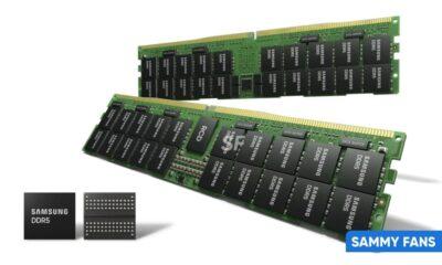 Samsung 14nm EUV DDR5 DRAM