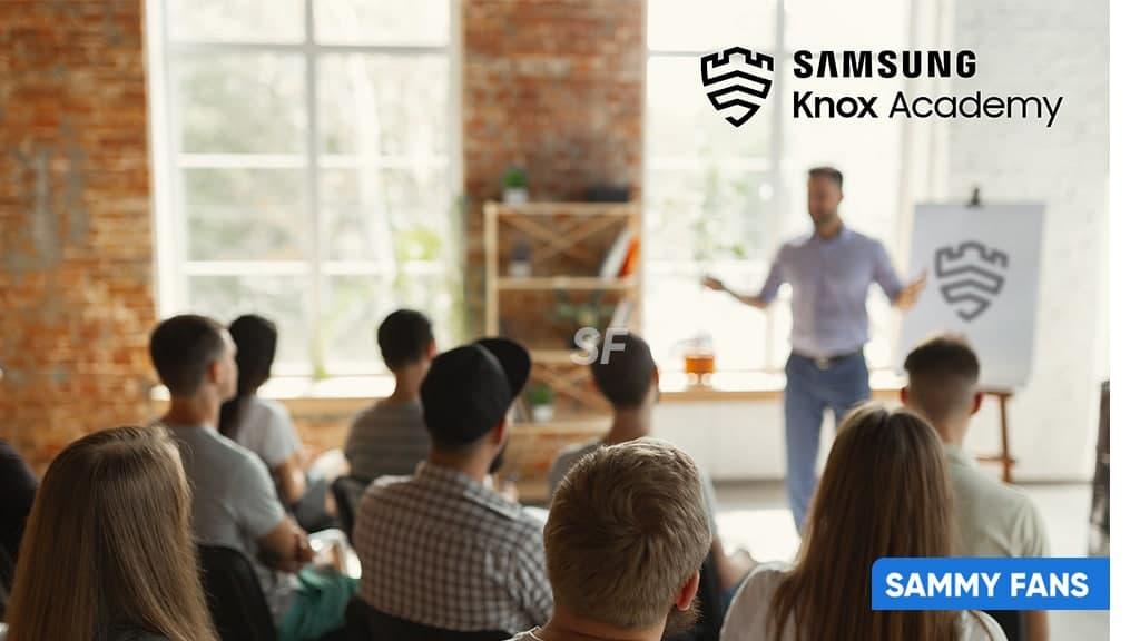 Samsung Knox Academy