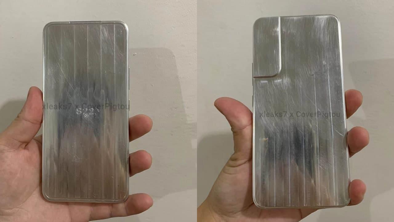 Galaxy S22 Aluminum Dummy